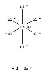 Na2PtCl6 formula