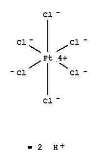 Acid Platinic formula