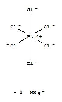 (NH4)2PtCl6 formula